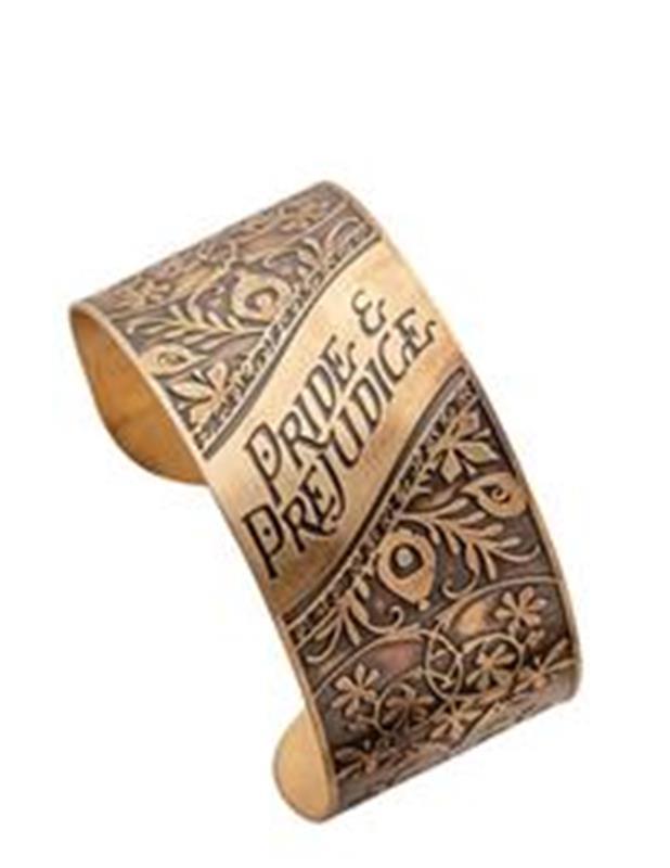 Pride and Prejudice Bracelet